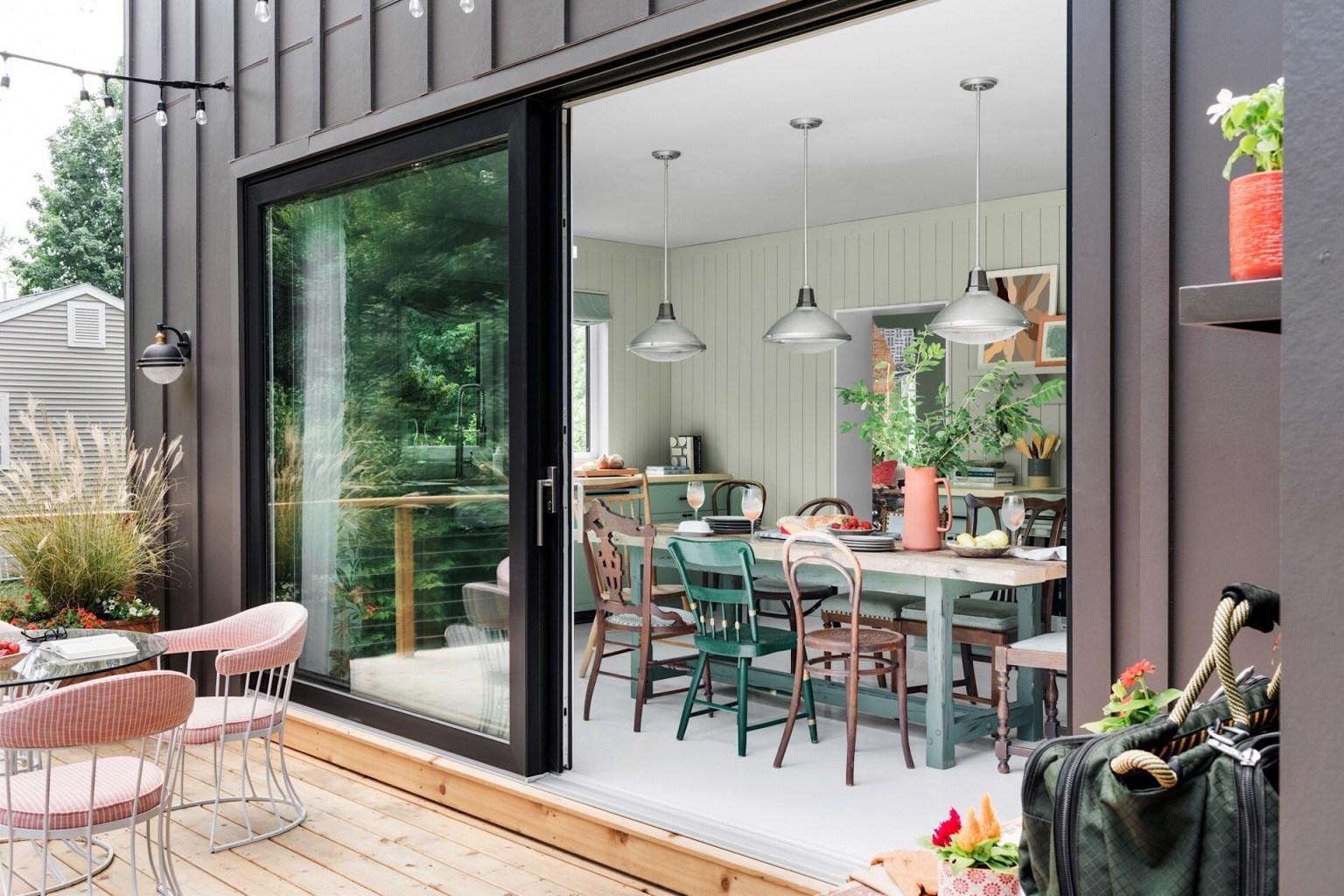 Căn nhà cấp 4 với nội thất dung dị nên thơ giữa khung cảnh xanh mát của vườn cây yên bình xung quanh - Ảnh 13.