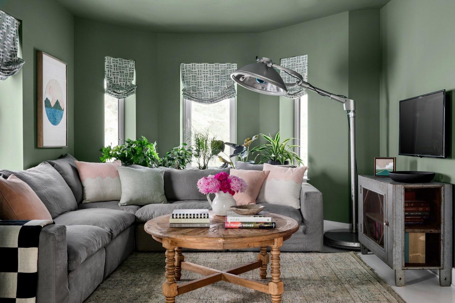 Căn nhà cấp 4 với nội thất dung dị nên thơ giữa khung cảnh xanh mát của vườn cây yên bình xung quanh - Ảnh 7.