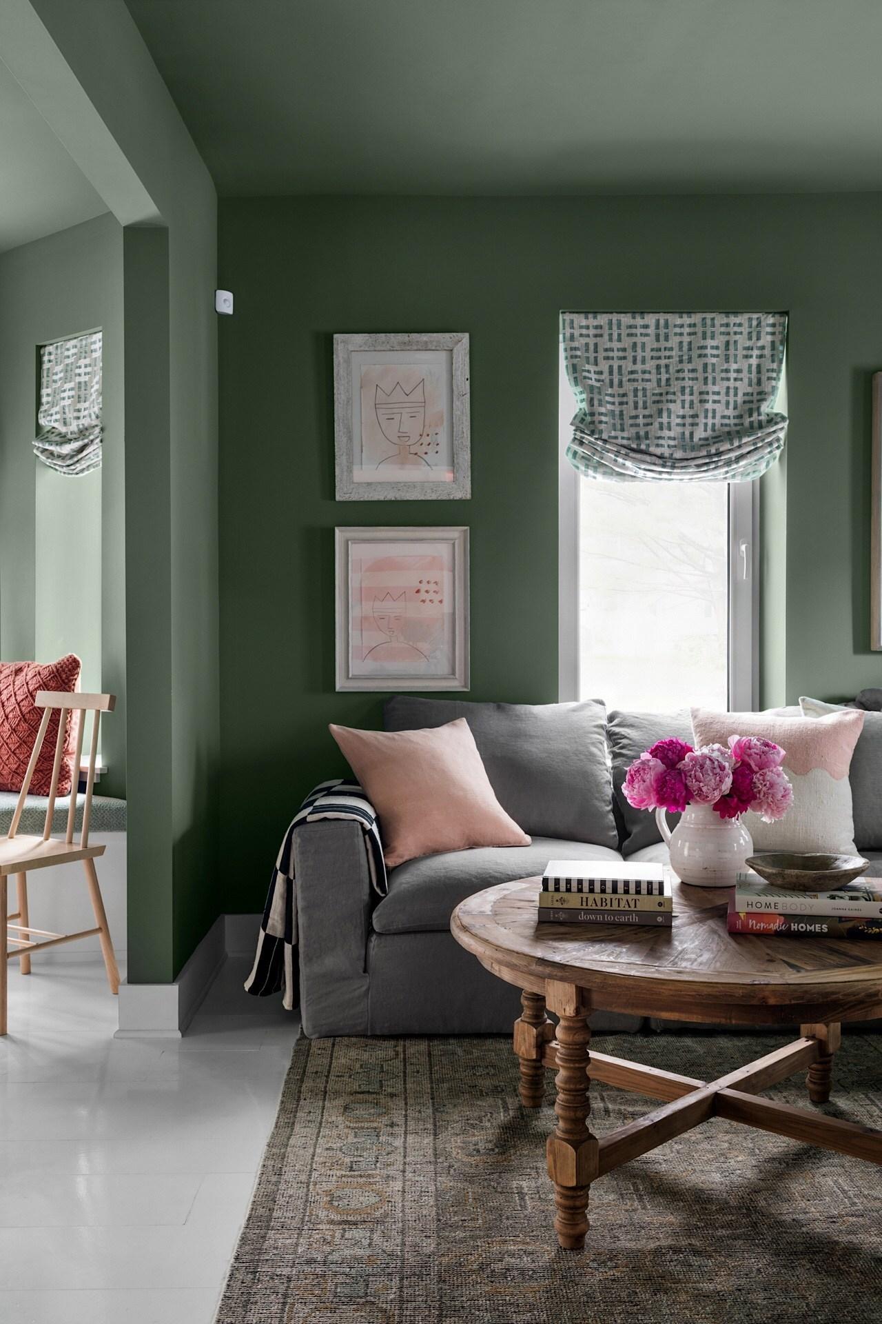 Căn nhà cấp 4 với nội thất dung dị nên thơ giữa khung cảnh xanh mát của vườn cây yên bình xung quanh - Ảnh 8.
