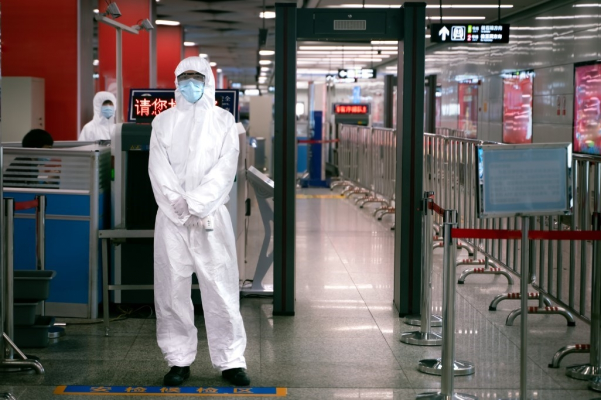 Trung Quốc khuyến khích người dân đón Tết tại chỗ để phòng ngừa dịch Covid-19 - Ảnh 1.