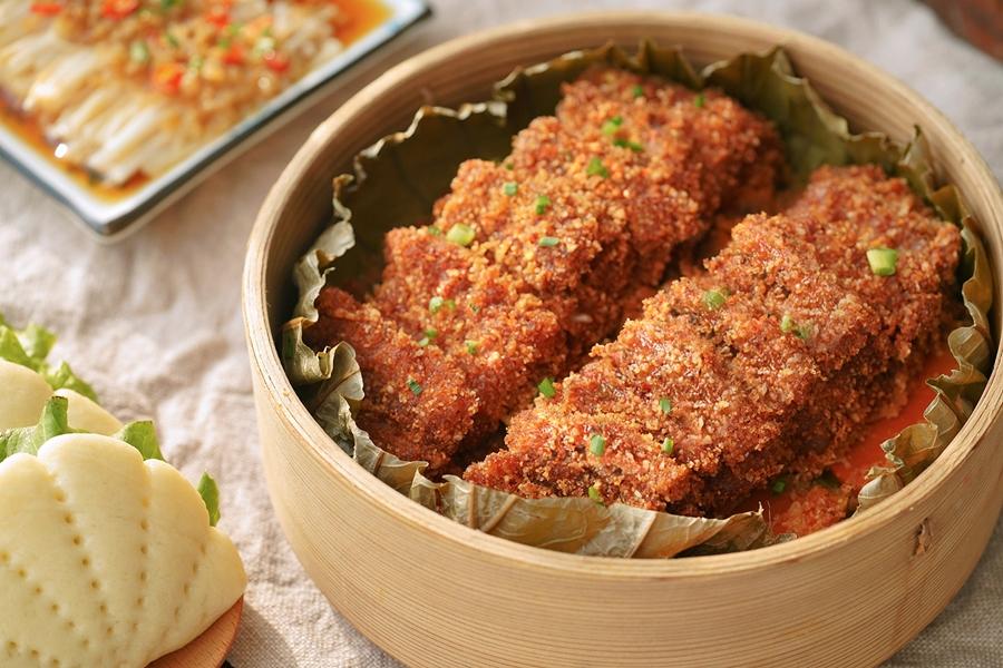 Bữa tối ngày lạnh chỉ cần làm một món thịt hấp kiểu này vừa nóng hổi lại ngon cơm - Ảnh 6.