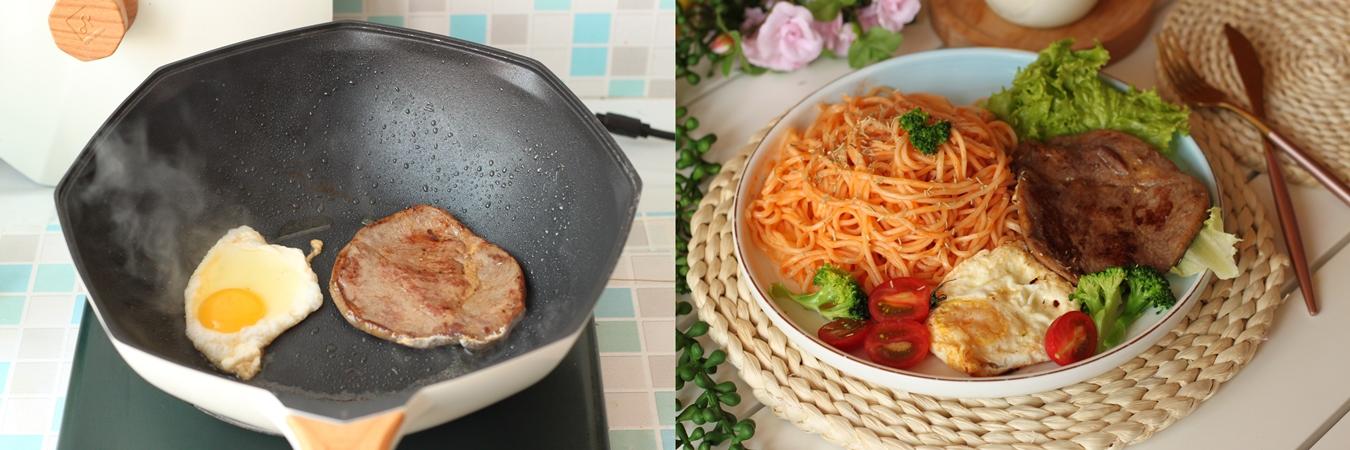Ăn cơm mãi cũng chán, bữa tối làm mì bò bít tết đảm bảo cả nhà ai cũng nức nở khen ngon! - Ảnh 5.
