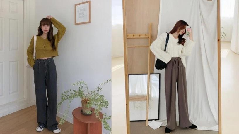 4 cách diện áo len hack dáng đỉnh cao: Body thon thả mà điểm sang chảnh cũng tăng vù vù - Ảnh 2.