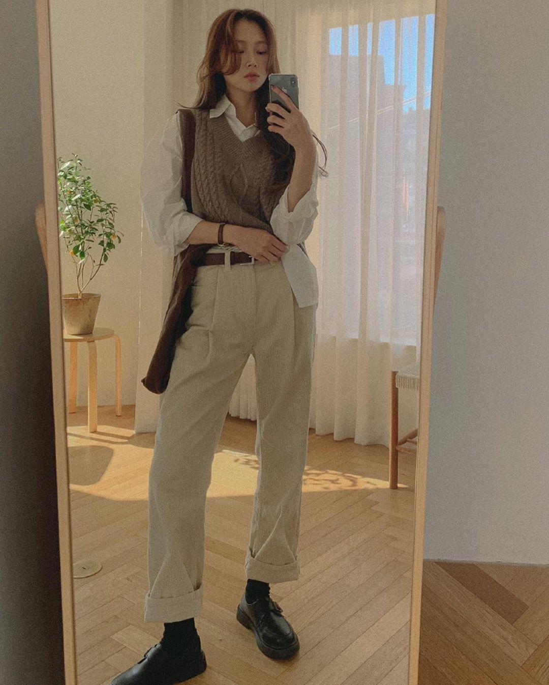 """5 kiểu trang phục mùa Đông sẽ khiến bạn tăng 5kg, eo thon thả đến đâu mặc vào cũng thành """"dìm dáng"""", thấp lùn - Ảnh 5."""