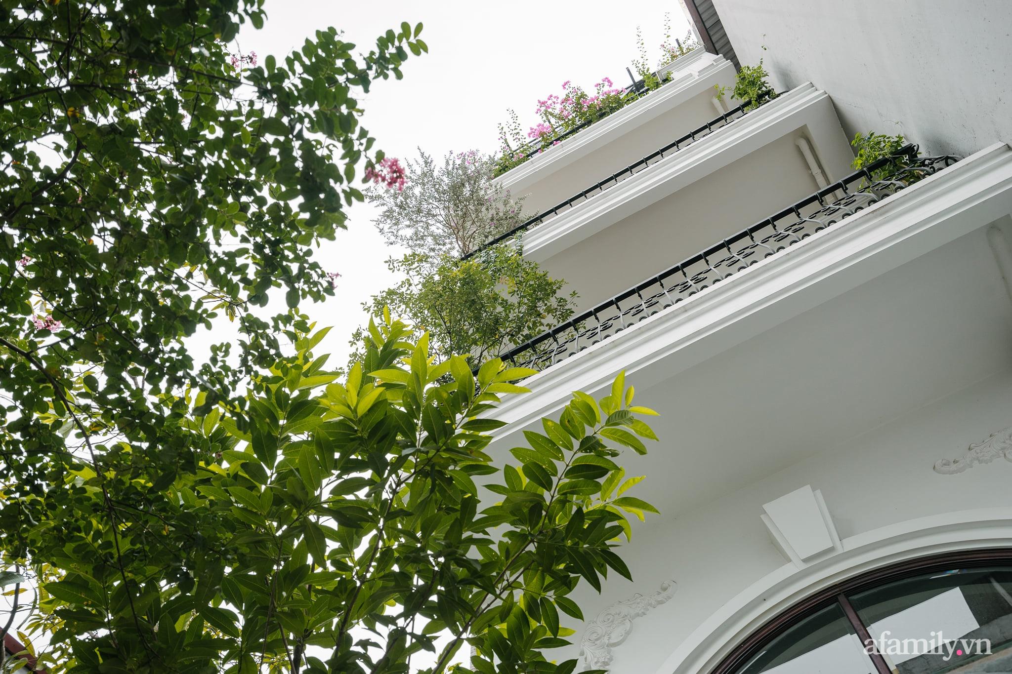 Căn nhà của miền ký ức được xây dựng từ lòng hiếu thảo của con trai dành cho bố mẹ ở Long Biên, Hà Nội - Ảnh 2.
