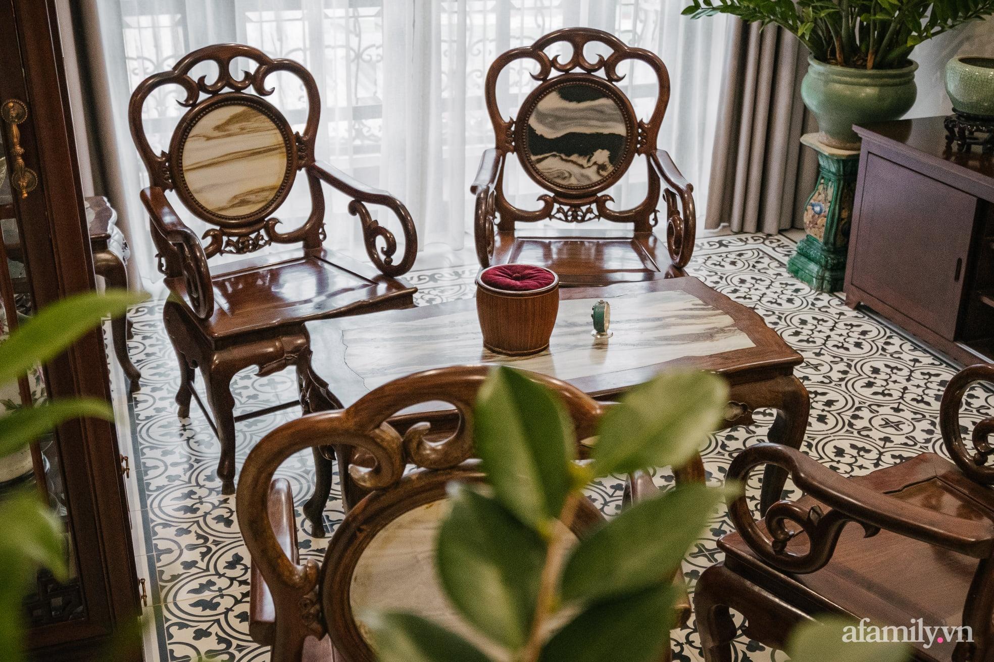 Căn nhà của miền ký ức được xây dựng từ lòng hiếu thảo của con trai dành cho bố mẹ ở Long Biên, Hà Nội - Ảnh 7.