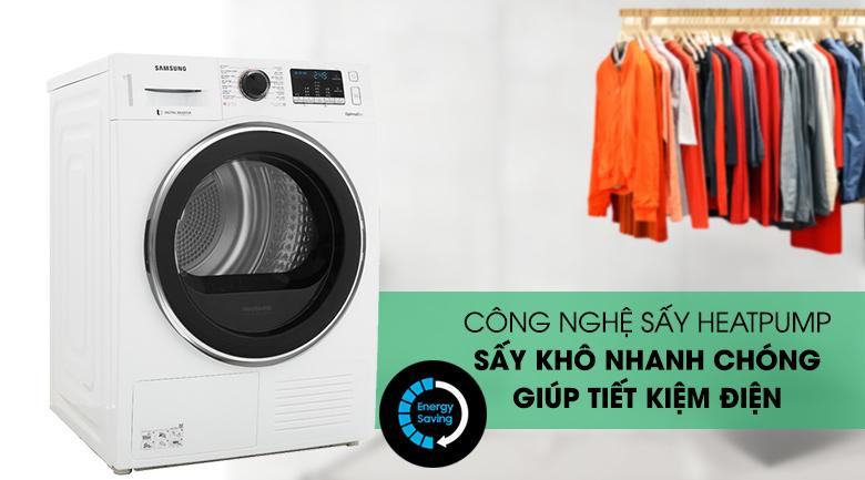 Top 5 máy sấy quần áo chất lượng tốt, giá cả hợp lý giúp bạn vượt qua mùa nồm ẩm sắp tới - Ảnh 10.