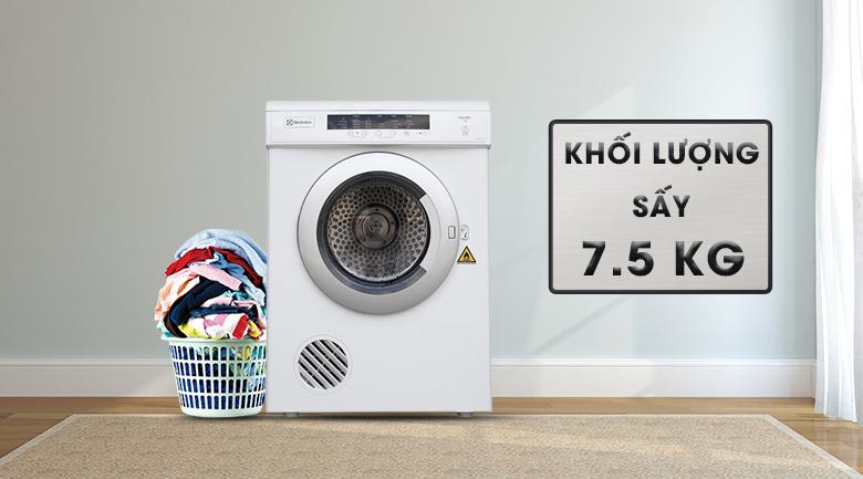 Top 5 máy sấy quần áo chất lượng tốt, giá cả hợp lý giúp bạn vượt qua mùa nồm ẩm sắp tới - Ảnh 2.
