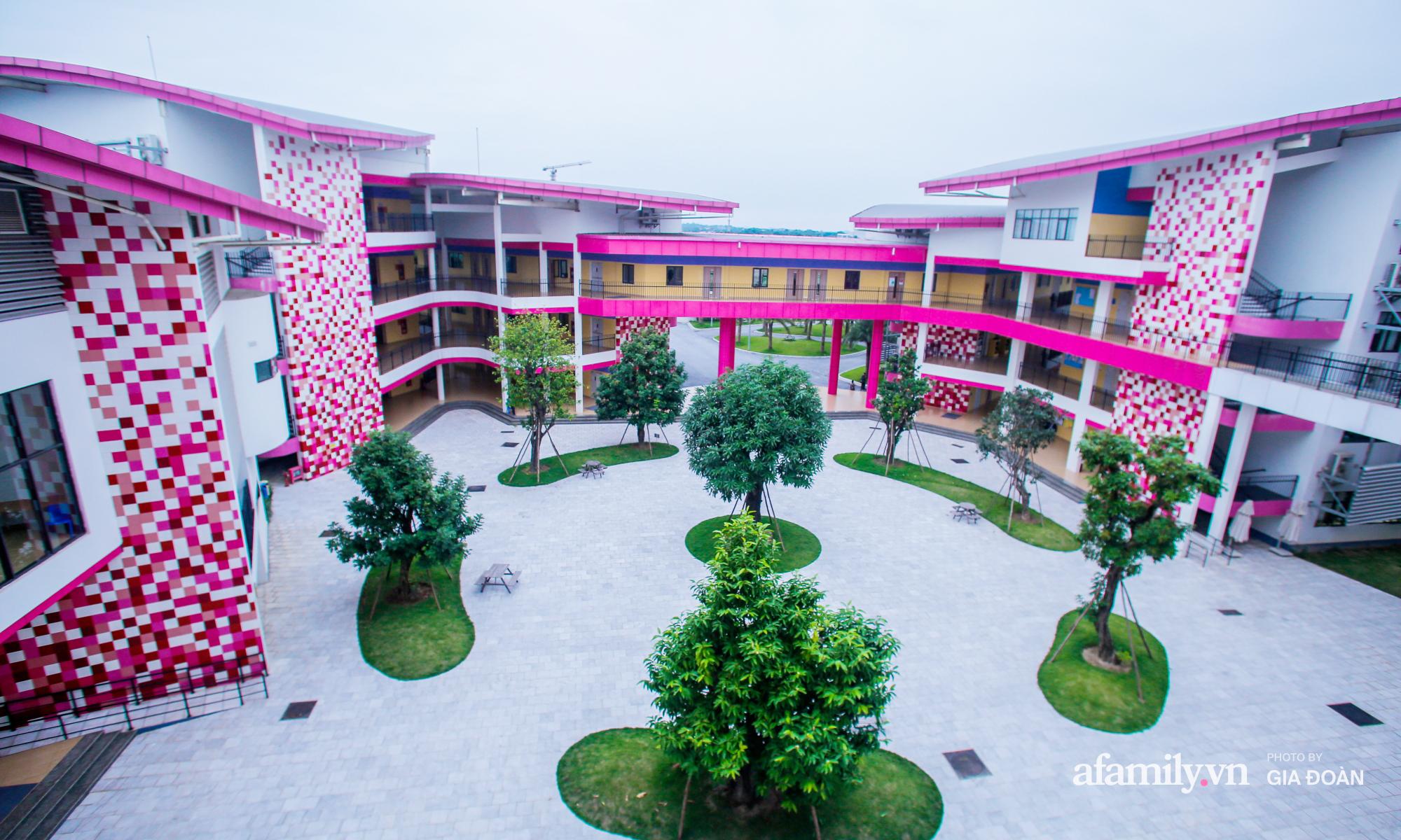 """""""Đột nhập"""" trường nội trú chuẩn quốc tế ở Hà Nội: Học phí nửa tỷ đồng/năm, con đi học một thời gian mà thay đổi 180 độ - Ảnh 3."""