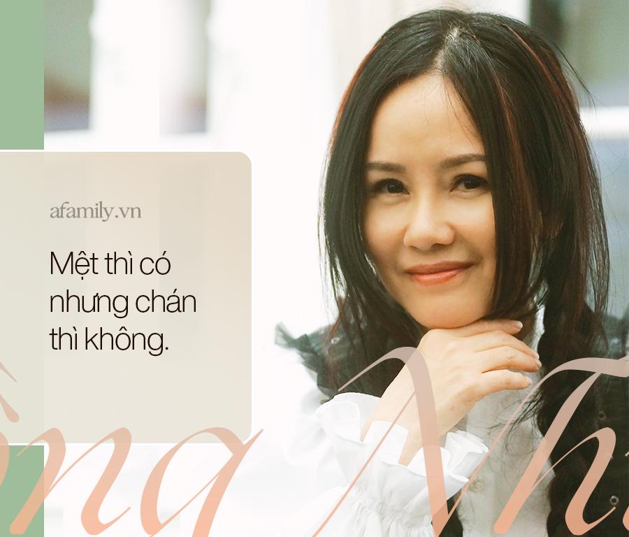 Hồng Nhung lần đầu nói về bạn trai ngoại quốc sau 2 năm ly hôn, khẳng định chồng cũ là một người bố tốt  - Ảnh 2.