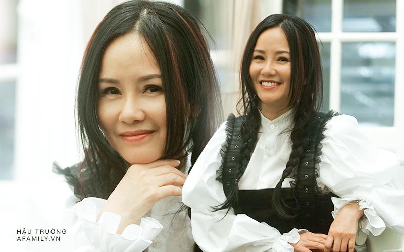 Hồng Nhung lần đầu nói về bạn trai ngoại quốc sau 2 năm ly hôn, khẳng định chồng cũ là một người bố tốt  - Ảnh 1.