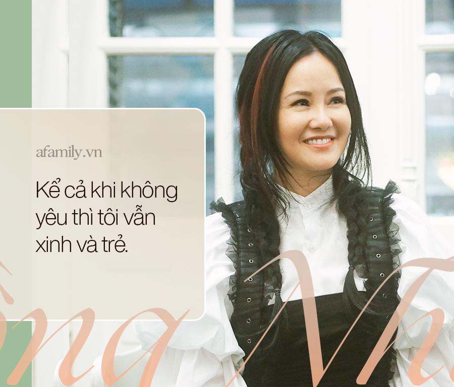 Hồng Nhung lần đầu nói về bạn trai ngoại quốc sau 2 năm ly hôn, khẳng định chồng cũ là một người bố tốt  - Ảnh 6.