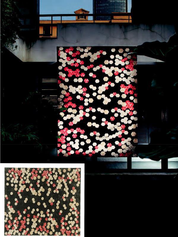 Mách bạn lựa một loạt các mẫu thiết kế thảm sofa trang trí nhà đẹp - Ảnh 3.