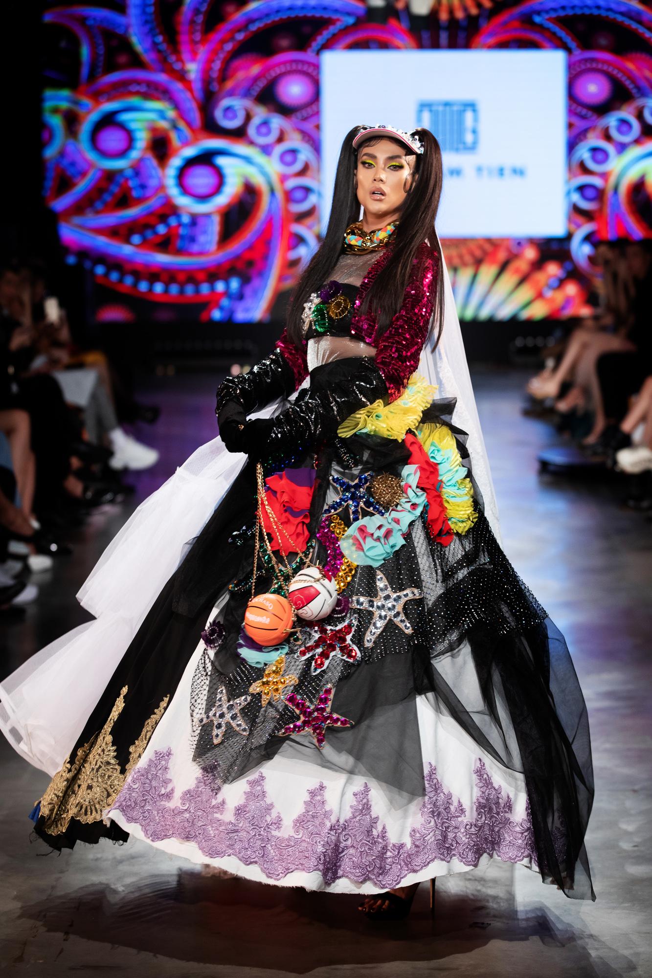 Mix & Phối - Phương Mai khoe tài múa cột, catwalk tuột cả quai giày nhưng vẫn đầy thần thái tại ngày cuối Fashion Festival - chanvaydep.net 6