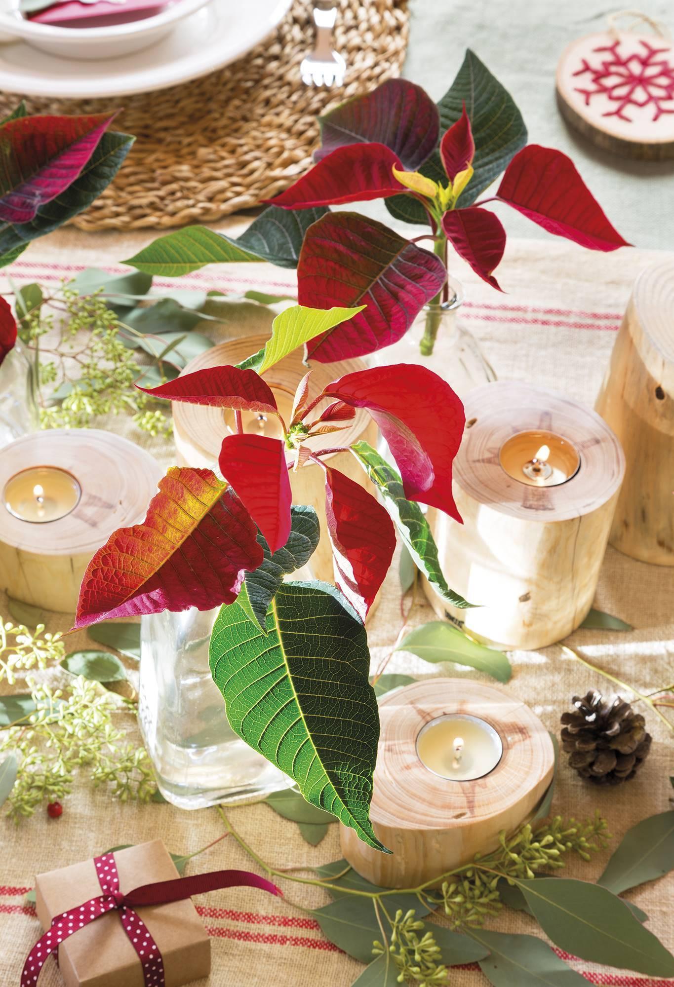 Căn nhà bừng sáng lung linh mùa Giáng sinh nhờ khéo mix đồ trang trí - Ảnh 10.