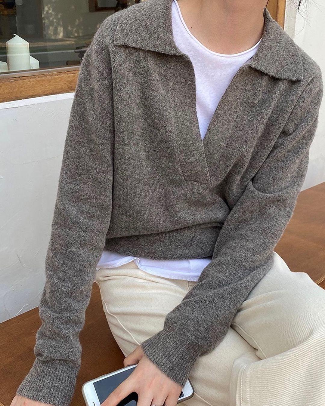 """9 shop quần áo có cực nhiều đồ len xinh, giá lại """"iu"""" hết nấc - Ảnh 13."""