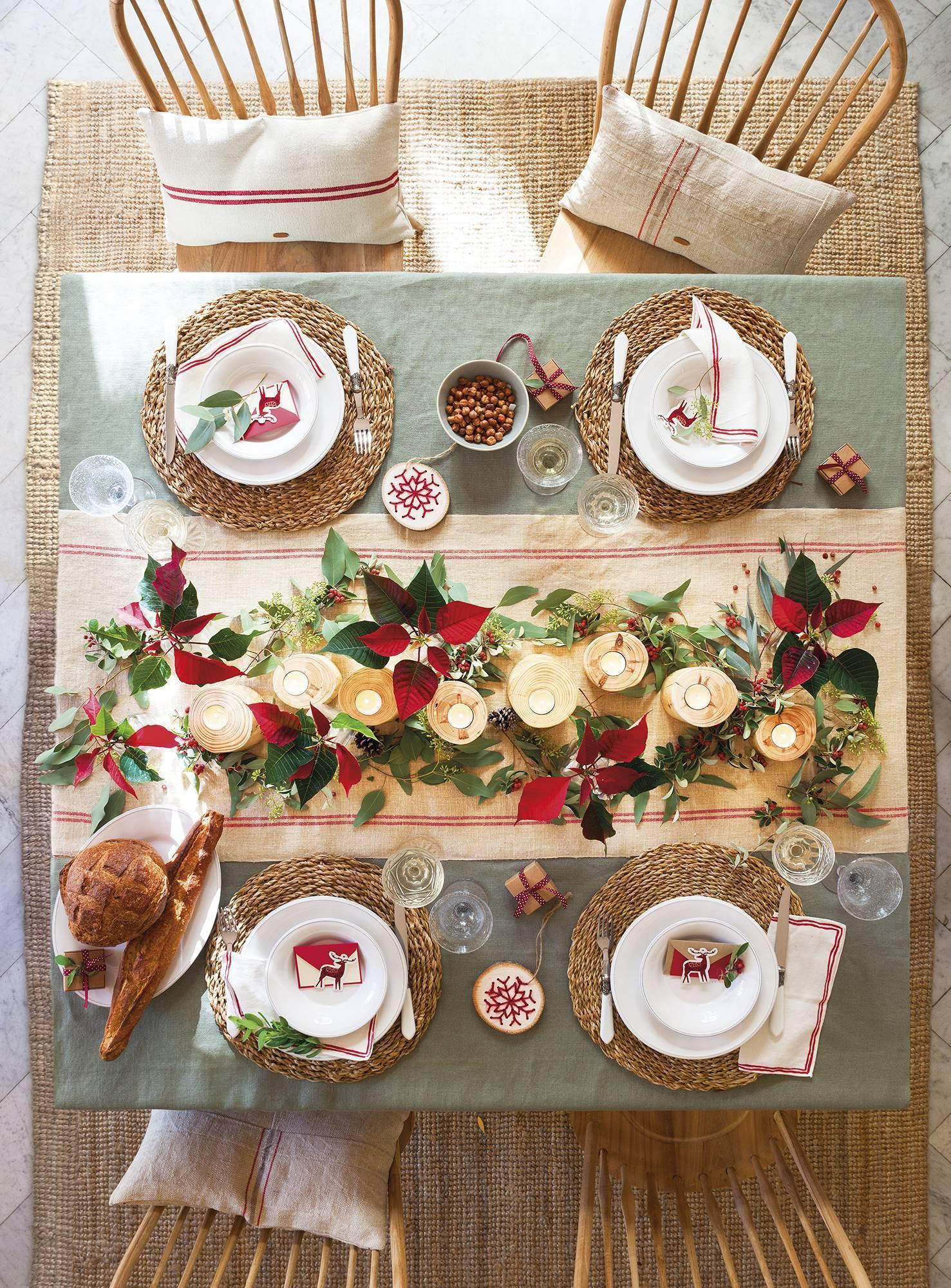 Căn nhà bừng sáng lung linh mùa Giáng sinh nhờ khéo mix đồ trang trí - Ảnh 9.