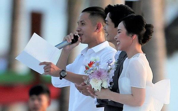 Vợ Công Phượng giản dị hết mức, lần cưới thứ 3 tại quê chồng vẫn chọn tóc búi đơn giản và áo dài đơn sắc  - Ảnh 6.