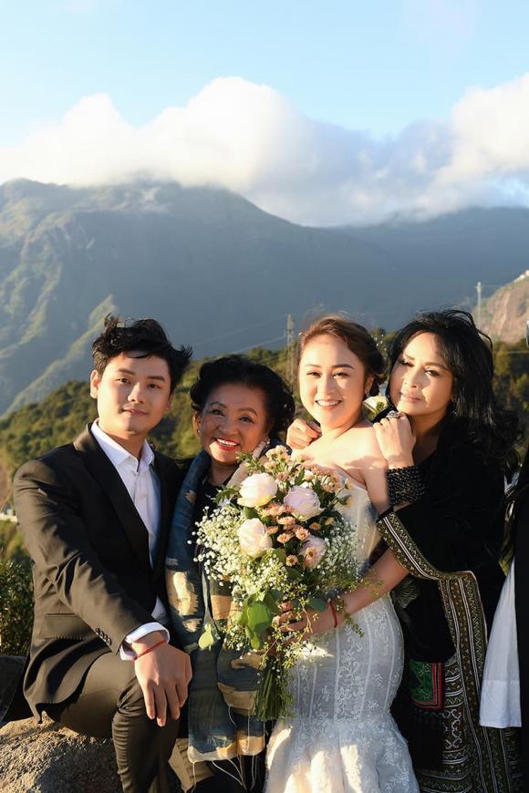 Hé lộ hậu trường ảnh cưới của con gái Thanh Lam, nhan sắc diva khi đi hộ tống cũng gây chú ý không kém - Ảnh 4.