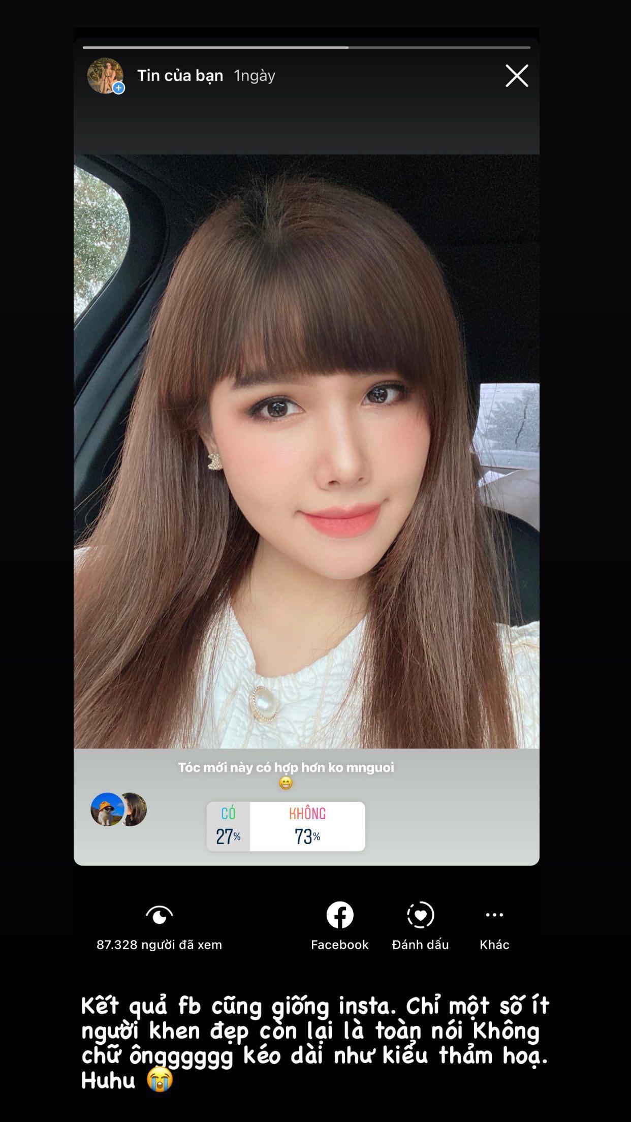 """Đi vào """"vết xe đổ"""" của Tzuyu (Twice), Phanh Lee vừa thử đổi tóc mới đã bị dân tình chê tơi tả - Ảnh 3."""