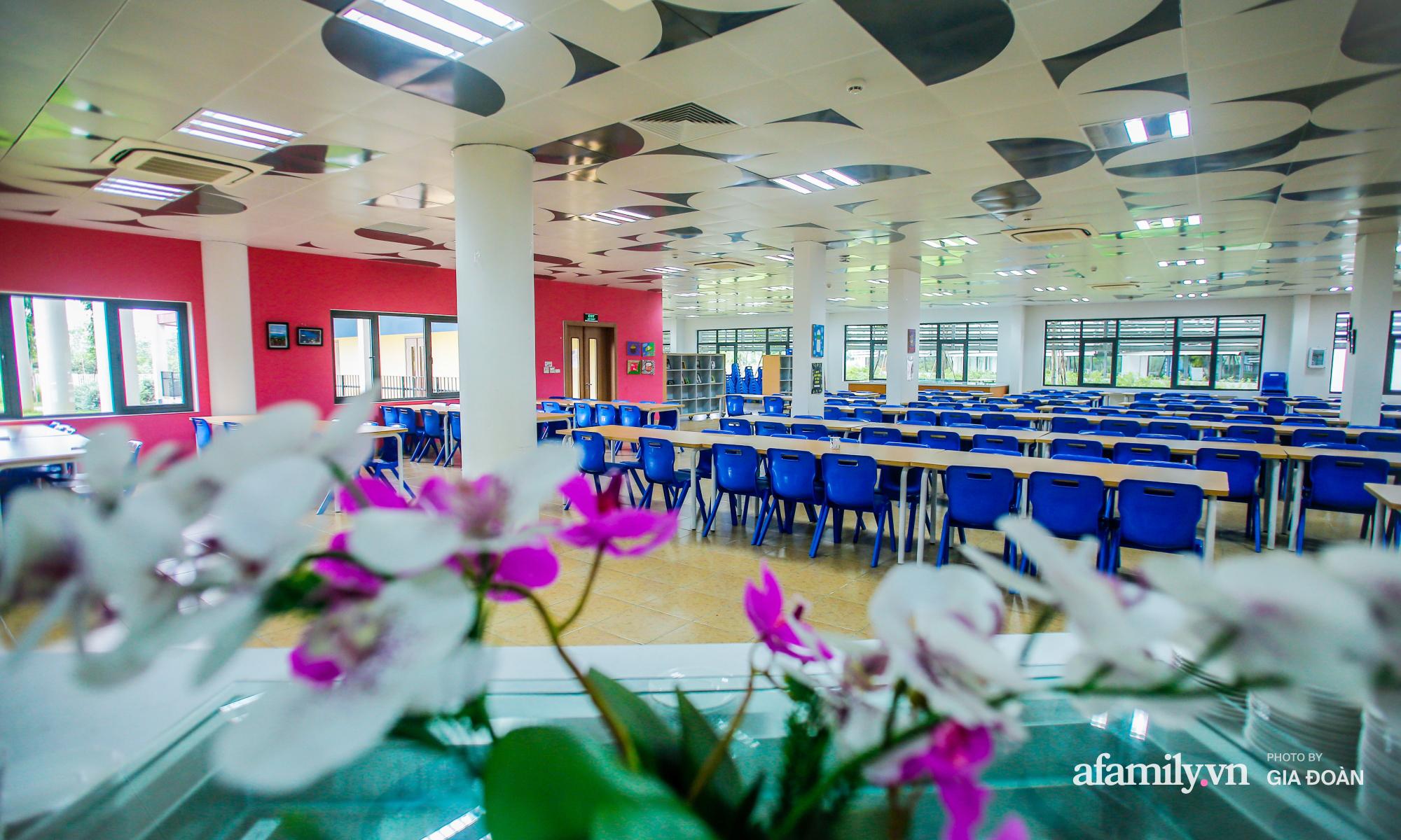 """""""Đột nhập"""" trường nội trú chuẩn quốc tế ở Hà Nội: Học phí nửa tỷ đồng/năm, con đi học một thời gian mà thay đổi 180 độ - Ảnh 17."""