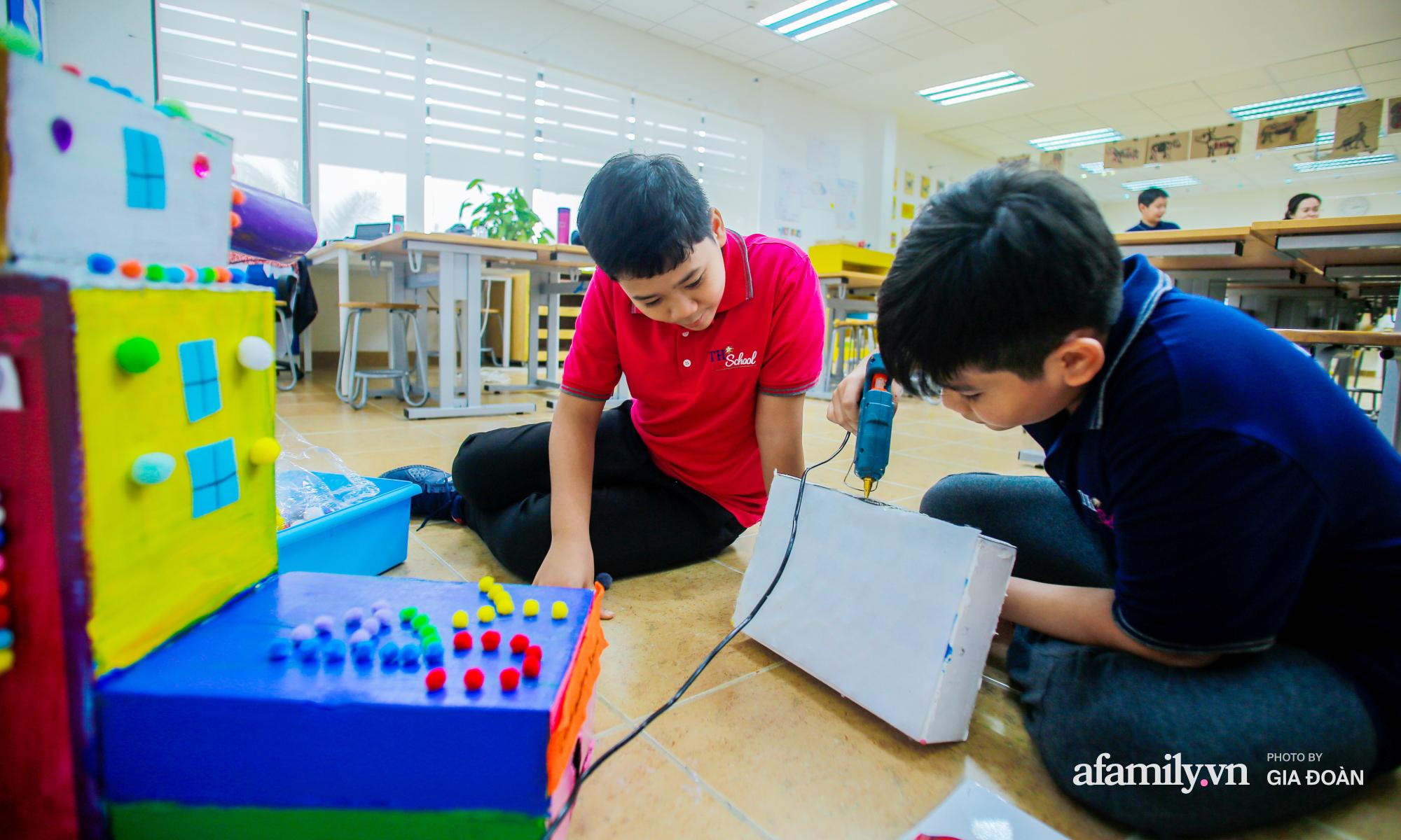 """""""Đột nhập"""" trường nội trú chuẩn quốc tế ở Hà Nội: Học phí nửa tỷ đồng/năm, con đi học một thời gian mà thay đổi 180 độ - Ảnh 9."""