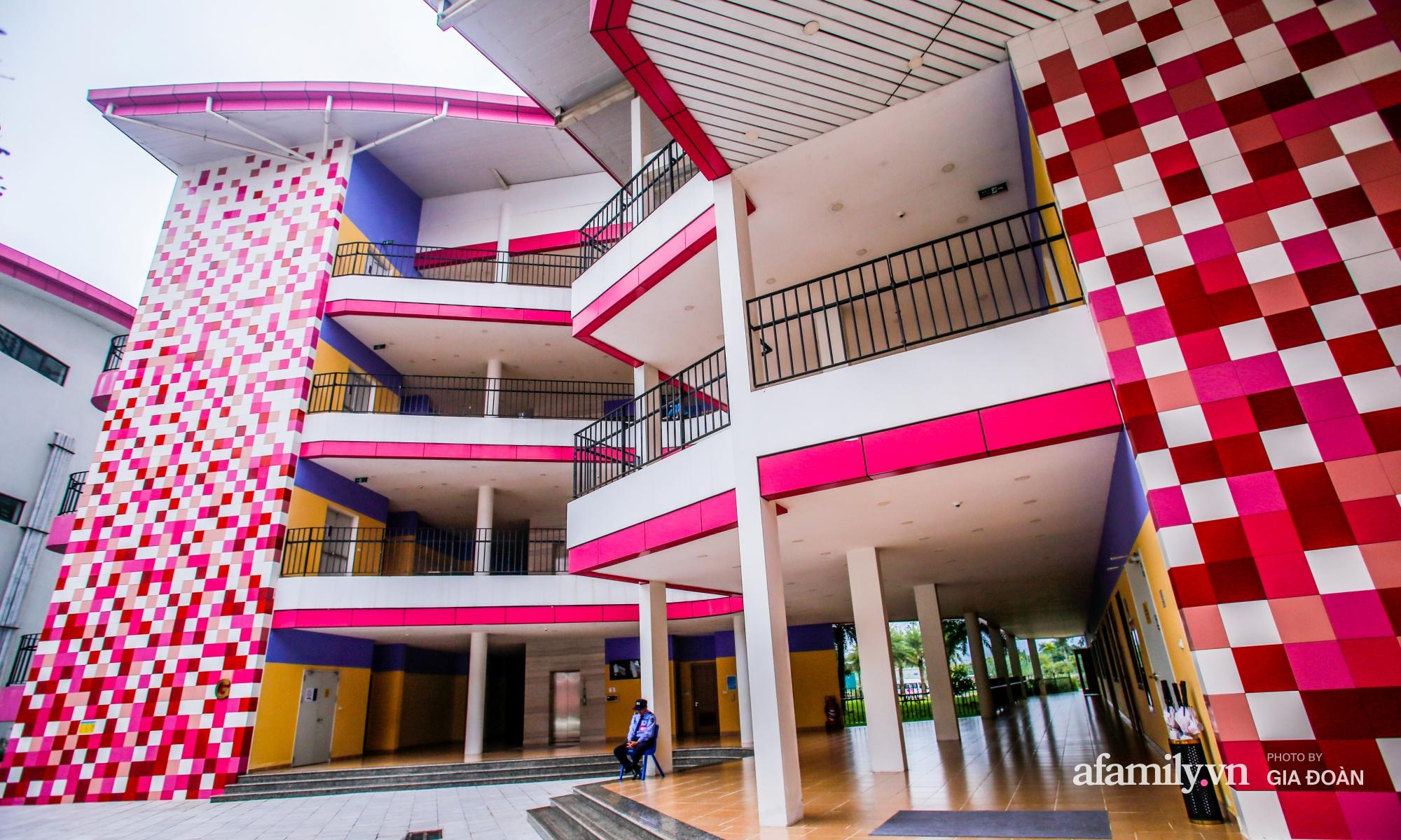 """""""Đột nhập"""" trường nội trú chuẩn quốc tế ở Hà Nội: Học phí nửa tỷ đồng/năm, con đi học một thời gian mà thay đổi 180 độ - Ảnh 6."""