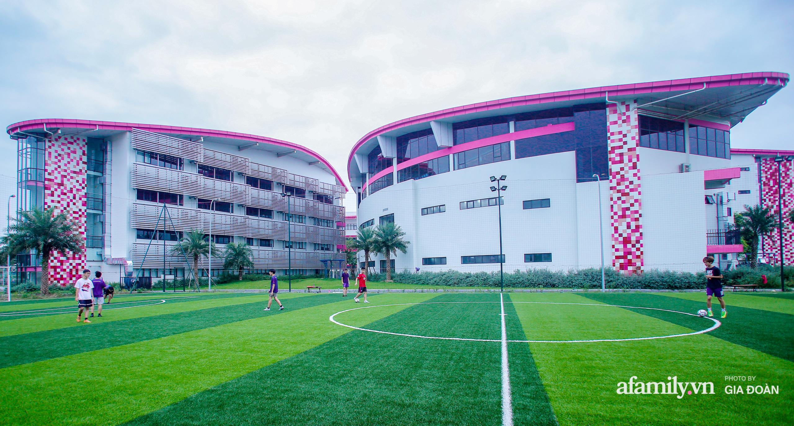 """""""Đột nhập"""" trường nội trú chuẩn quốc tế ở Hà Nội: Học phí nửa tỷ đồng/năm, con đi học một thời gian mà thay đổi 180 độ - Ảnh 15."""