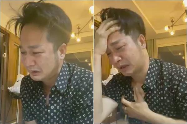Quách Tuấn Du lên tiếng khi bị chỉ trích hành động livestream khóc lóc, kể chuyện trong lúc Vân Quang Long mới qua đời - Ảnh 1.