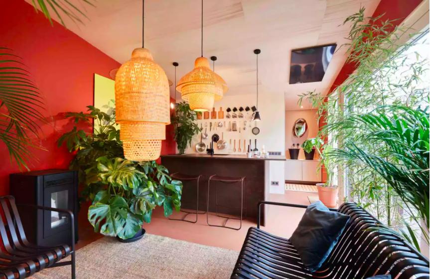 Những căn nhà siêu nhỏ vẫn đẹp hiện đại nhờ bố trí nội thất thông minh ai cũng muốn sở hữu - Ảnh 8.