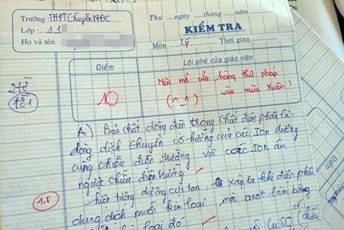 """Màn chấm điểm khó hiểu của cô giáo lớp 12: Nâng một phát từ 2 lên 6,5 điểm, ai cũng tưởng cô thiên vị cho đến khi đọc lời phê mới """"ngã ngửa"""" - Ảnh 3."""