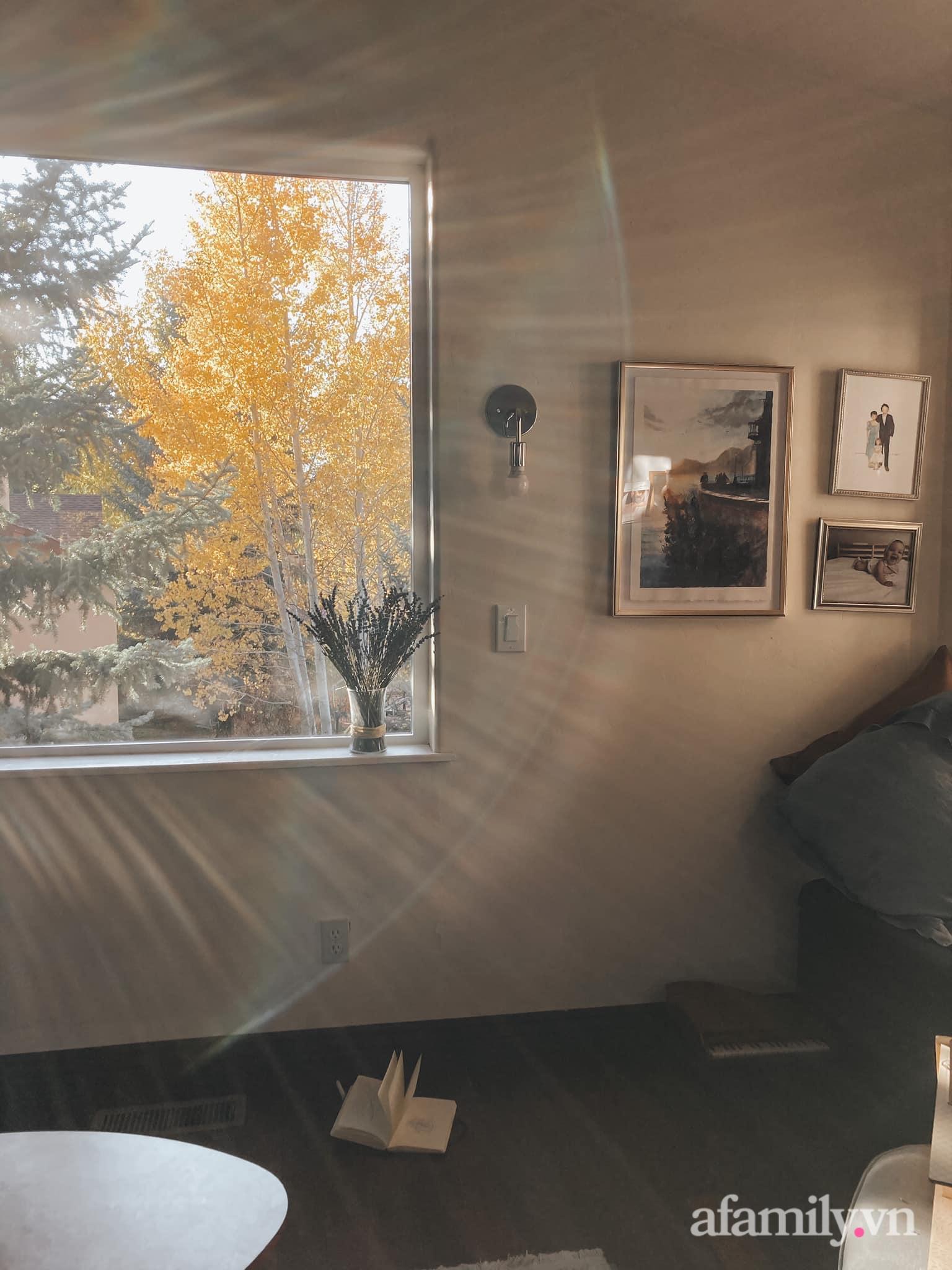 Căn nhà gói những bình yên đẹp như bài thơ với ánh nắng ngập tràn quanh năm của mẹ Việt ở Mỹ - Ảnh 14.
