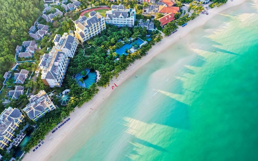Không phải đi đâu xa, Nam Phú Quốc là thiên đường du lịch đỉnh cao mà mọi nhà đầu tư thông thái đều muốn chiếm trọn