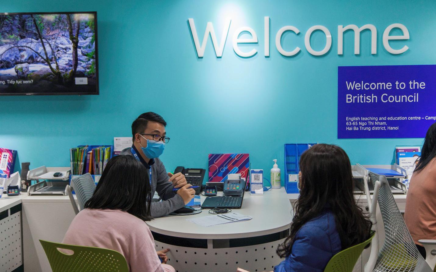 Hội đồng Anh mở trung tâm thứ ba tại Hà Nội