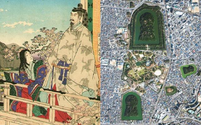 """Bí ẩn khu lăng mộ lớn nhất thế giới tại Nhật Bản: Hình thù kỳ lạ, bất khả xâm phạm và là nơi yên nghỉ của """"Thiên hoàng thần thoại"""""""