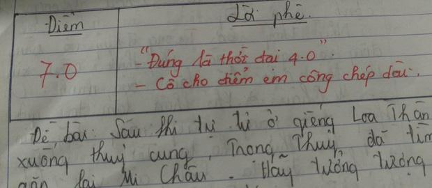 """Màn chấm điểm khó hiểu của cô giáo lớp 12: Nâng một phát từ 2 lên 6,5 điểm, ai cũng tưởng cô thiên vị cho đến khi đọc lời phê mới """"ngã ngửa"""" - Ảnh 5."""