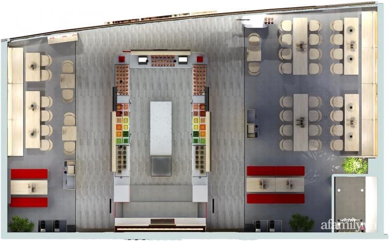 Acecook ra mắt nhà hàng buffet mỳ ly đầu tiên tại Việt Nam, giá chỉ 10.000 đồng/suất - Ảnh 5.