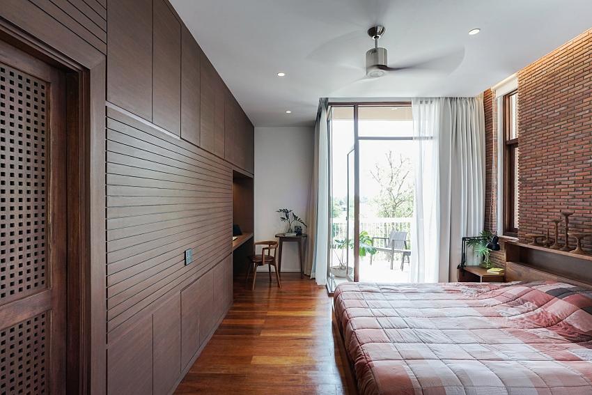 Căn nhà hai tầng đón nắng gió và cây xanh đẹp bình yên giữa chốn thôn quê ai ngắm cũng nao lòng - Ảnh 11.
