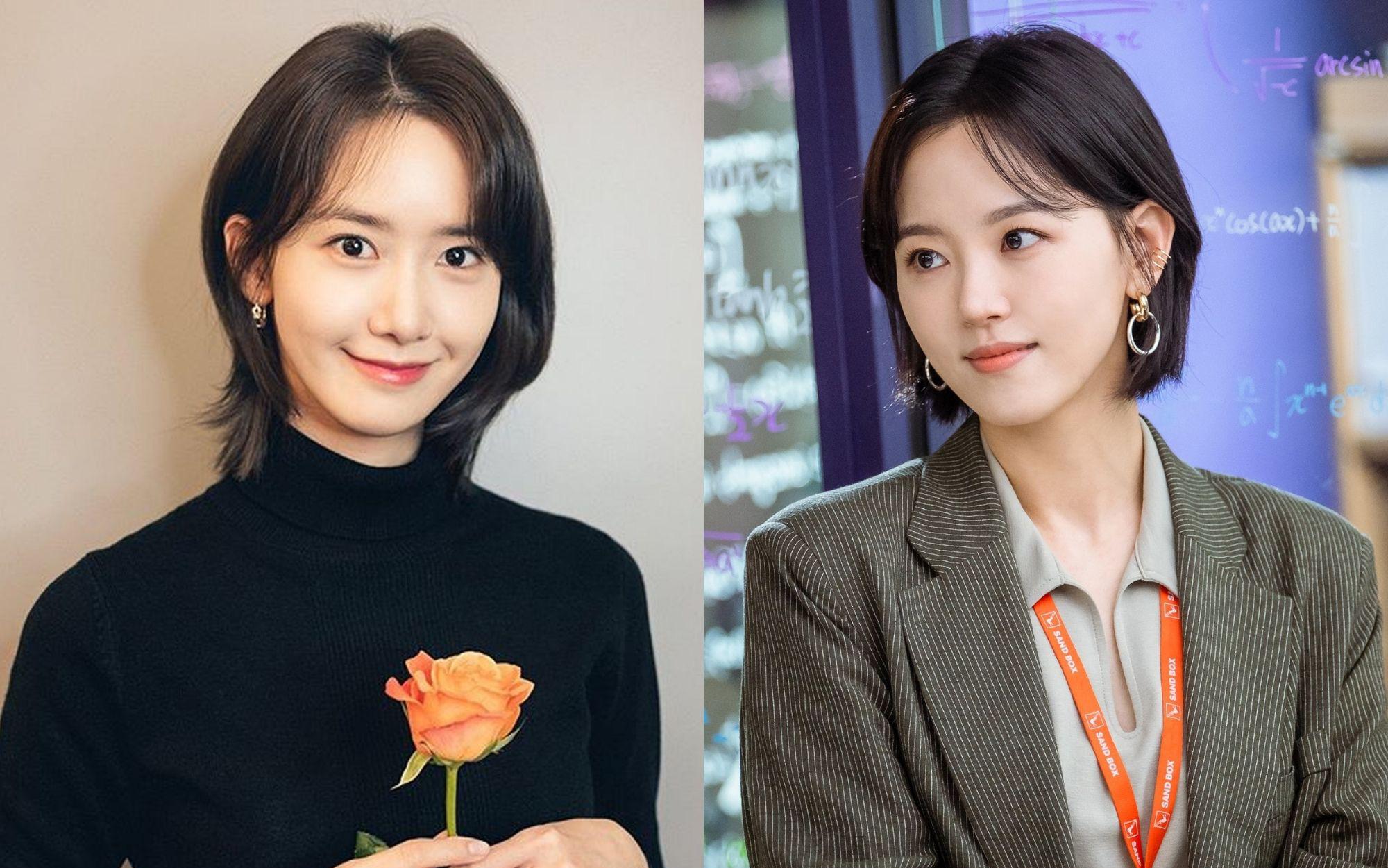 Kiểu tóc ngắn hot nhất màn ảnh Hàn 2020