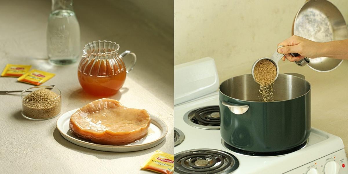 """Giảm cân vù vù, da đẹp căng mịn với món trà """"thần thánh"""" uống được quanh năm này - Ảnh 1."""