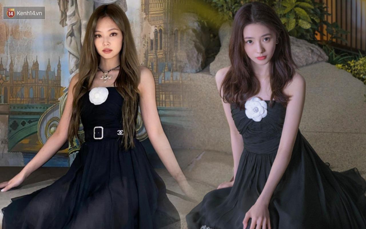 Jennie đụng váy với Mưu nữ lang 2K: Đại sứ Chanel sang chảnh lấn át, Lưu Hạo Tồn bị ví như hot girl mạng - Ảnh 7.