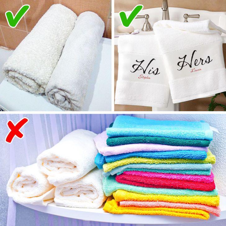 Những mẹo đơn giản dễ làm biến phòng tắm tẻ nhạt thành không gian thư giãn ở khách sạn sang chảnh - Ảnh 1.