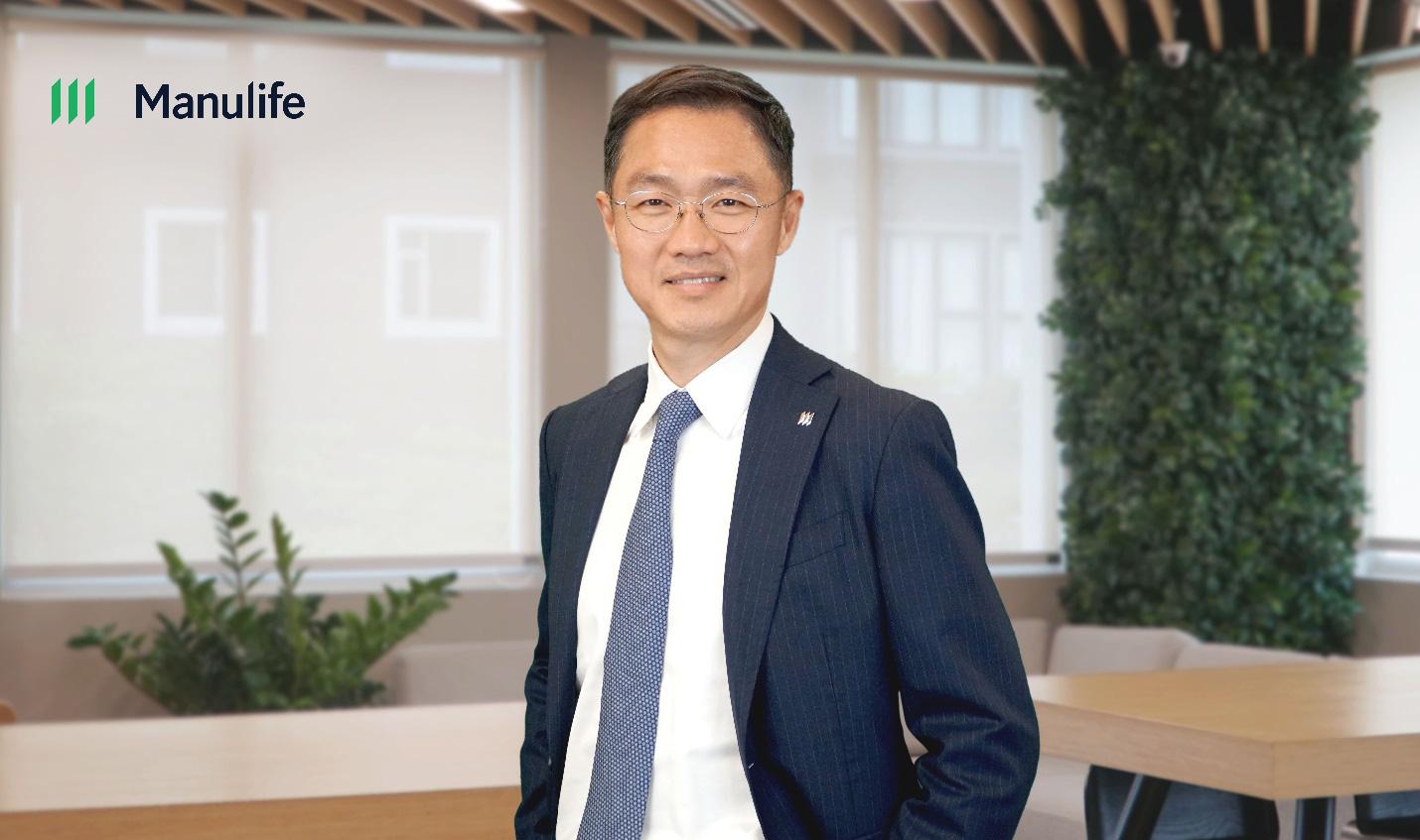 Manulife Việt Nam bổ nhiệm Tổng Giám Đốc mới dẫn dắt hành trình chuyển đổi và phát triển - Ảnh 1.