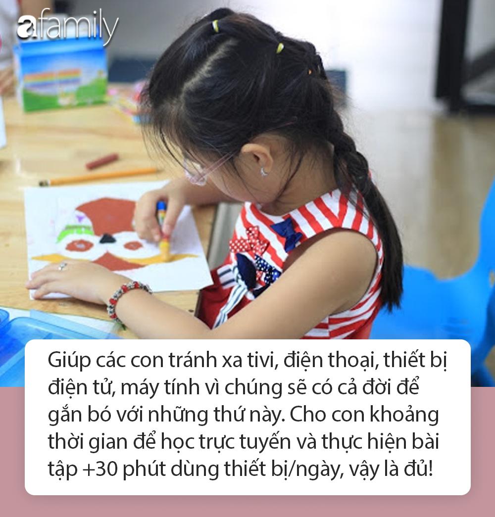 Chị Phan Hồ Điệp gợi ý 14 điều cha mẹ nhất định phải giúp con thực hiện trong kì nghỉ dài ngày phòng dịch Covid-19 - Ảnh 3.