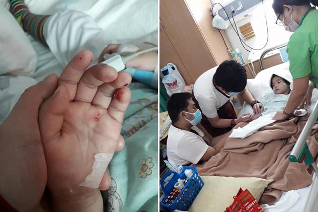 Tâm sự nhói lòng của người mẹ về con gái bị tiểu đường nặng lấy đi nước mắt của biết bao người - Ảnh 3.