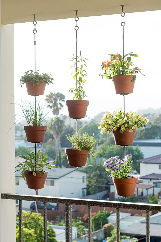 Những khu vườn thẳng đứng dễ thiết kế tạo màu xnh tươi mát cho ngôi nhà củ bạn - Ảnh 5.
