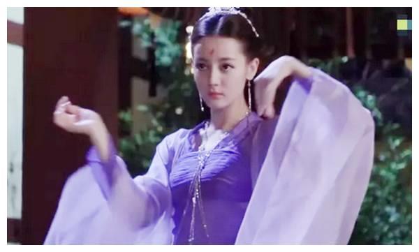 """""""Tam sinh tam thế Chẩm thượng thư"""": Địch Lệ Nhiệt Ba mặc váy tím nhảy múa đẹp mê hồn, đoàn phim cắt bỏ không lý do  - Ảnh 6."""