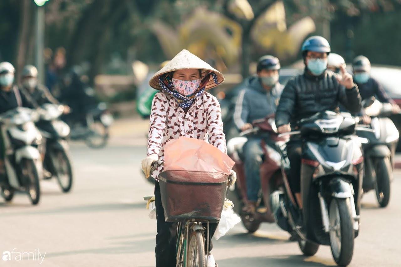 Chờ qua bao ngày Hà Nội mưa nồm, cũng bõ công góp nhặt được một ngày nắng ráo - Ảnh 16.