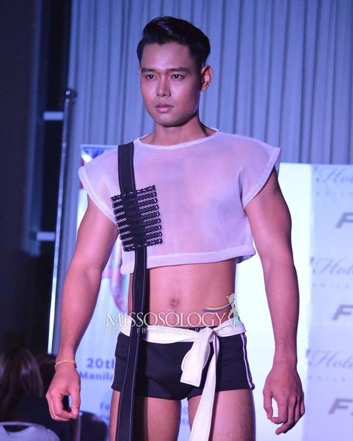 """Thật """"bỏng mắt"""" khi nhìn mỹ nam Việt diện quần bó chẽn, mặc áo xuyên thấu mỏng tang đọ body cùng dàn mỹ nam quốc tế - Ảnh 9."""