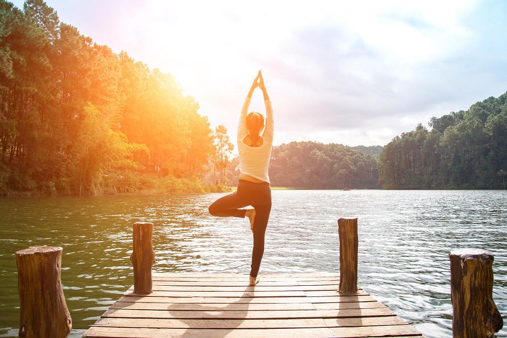 Bí quyết đơn giản để sống khoẻ mạnh và cân bằng - Ảnh 1.